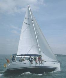 solent yachting
