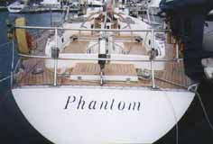 Nautors swan 48 Phantom