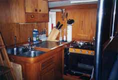Nautor swan 48 galley