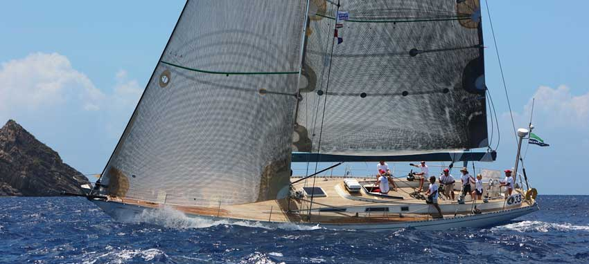 Swan 65 for sale - sloop