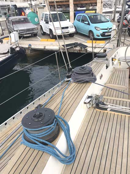 Swan 65 sloop for sale